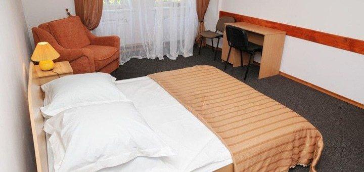 От 3 дней для двоих в отельном комплексе «Рожанка» в Славском