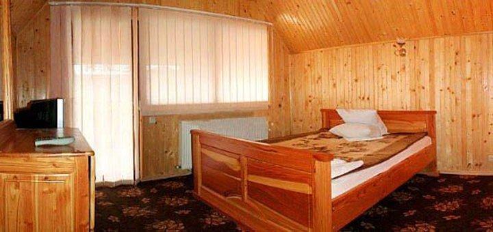 От 3 дней отдыха для двоих в комплексе отдыха «Байка» в Карпатах