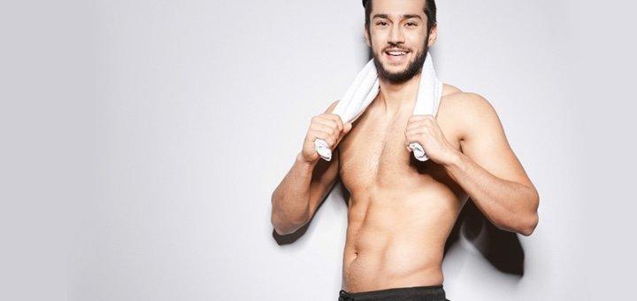 Коррекция фигуры и подтяжка кожи без боли для мужчин в студии эстетики «Nova Я»