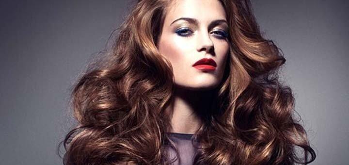 Стрижка, укладка и уход на косметике Kedra в «Helena Exclusive & Beauty Soul Studio»
