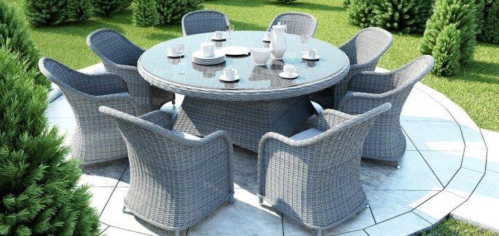 Скидка 10% на весь ассортимент мебели для сада и дачи от интернет-магазина «GardenHouse»
