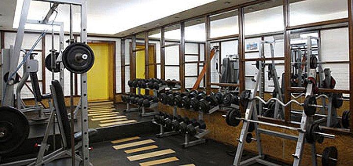 До 3 месяцев безлимитных занятий в тренажерном зале в фитнес-клубе «Спарта»