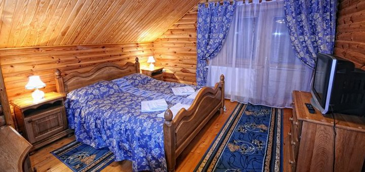 От 4 дней отдыха в коттеджах комплекса «Легенда Шаян» в Закарпатье