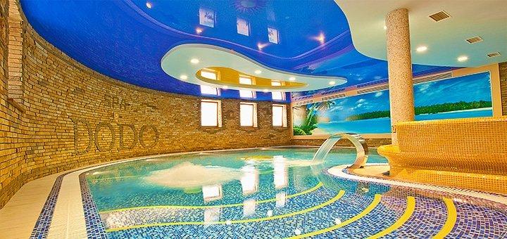 2 или 3 дня отдыха для двоих в SPA-отеле «Dodo» в Житомире