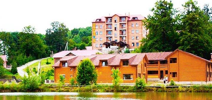От 3 дней отдыха в отельном комплексе «Здравница Карпат» в Закарпатье