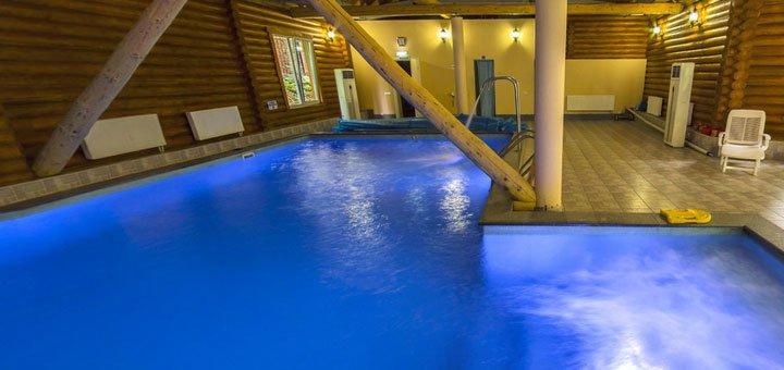 От 3 дней отдыха в отеле-курорте «Водоспад» в Яремче
