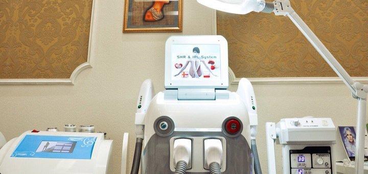 До 10 сеансов лазерной эпиляции подмышек, зоны глубокого бикини, ног в центре лазерной косметологии «Studio Laser»