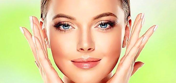 До 5 сеансов безинъекционной карбокситерапии кожи лица в салоне красоты «Chanté Charm Studio»