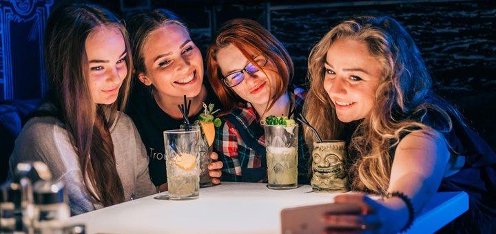 Знижка 30% на все меню кухні для вечірок дівчат в «The Cult»