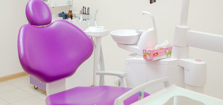 Ультразвуковая чистка зубов, Air Flow, полировка зубов в клинике «Crystal Dent»