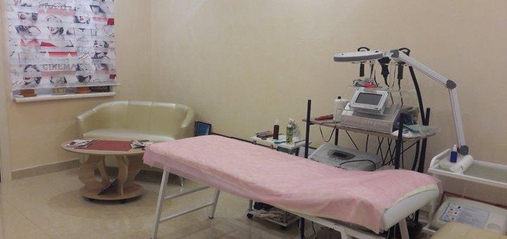 До 3 процедур аппаратной чистки лица и микродермабразии в косметологическом кабинете «У Ольги»