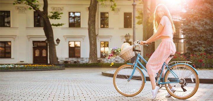 Прокат до 4 велосипедов от велопроката «Facebike»