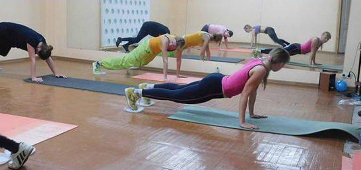 До 32 занятий по направлению «Zumba Fitness» в танцевальном центре «Step UP»