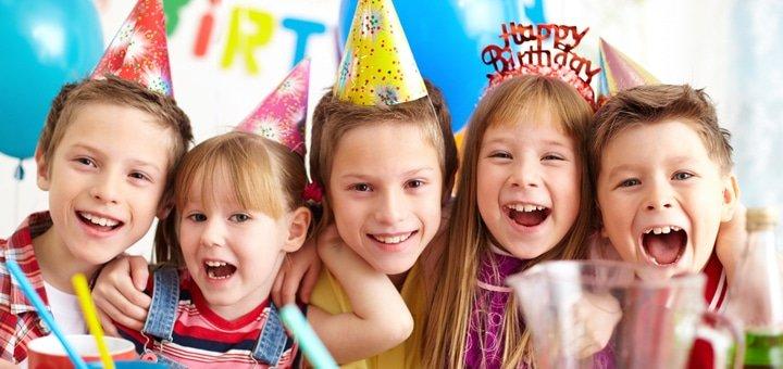 Организация дня рождения вашего ребенка в телевизионном формате от студии «Вместе»