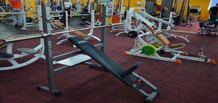 До 9 месяцев безлимитного абонемента в тренажерный зал в фитнес-центре «Forma»