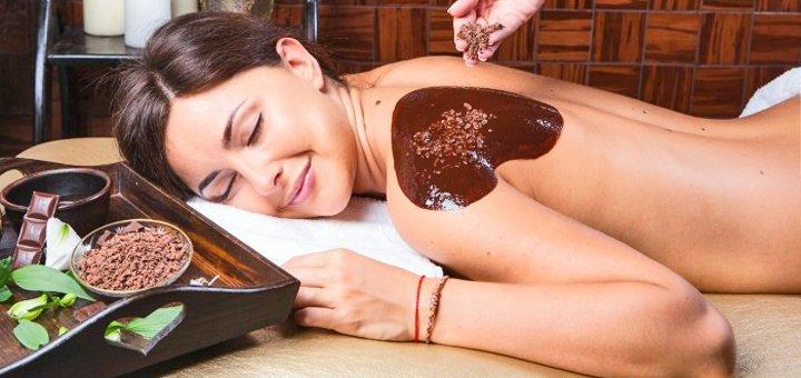 SPA-программа «Шоколад» в SPA-салоне «De La Luna»