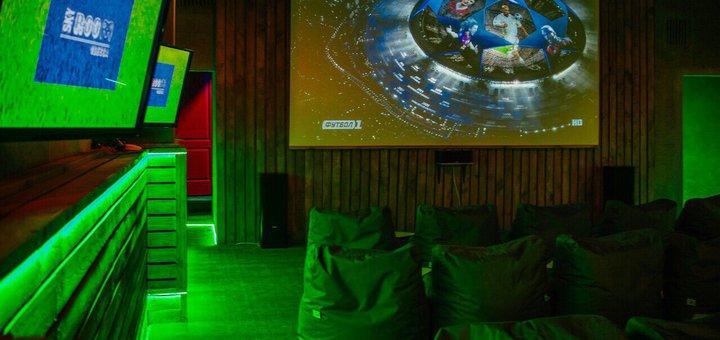Скидка 30% на индивидуальный показ фильма в игровом центре «Skyroom»