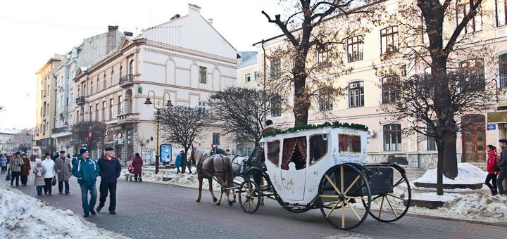 Праздничный экскурсионный тур «В Карпаты на Новый Год» от компании «Дискавери Тур»