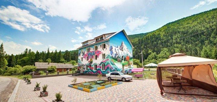 От 3 дней горнолыжного отдыха с питанием в отеле «Free Way» возле Буковеля