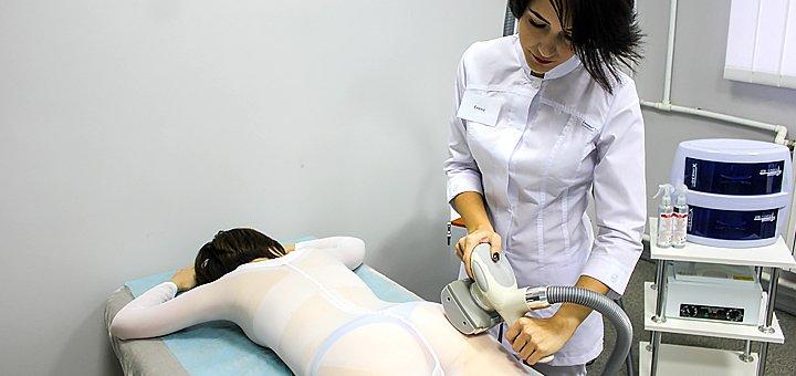 До 10 сеансов LPG-массажа всего тела в салоне красоты «Серебро»