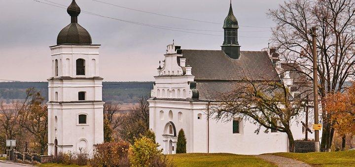 6-дневный экскурсионный тур с проживанием в отеле «Черкащина 365» в Черкасской области