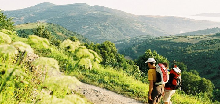 Скидка 30% на трекинг из Португалии в Испанию «Путь Сантьяго» от «LuckyFox Travel»
