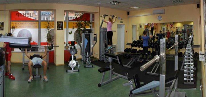 До 12 месяцев посещения тренажерного зала в сети спортивных клубов «Викинг»