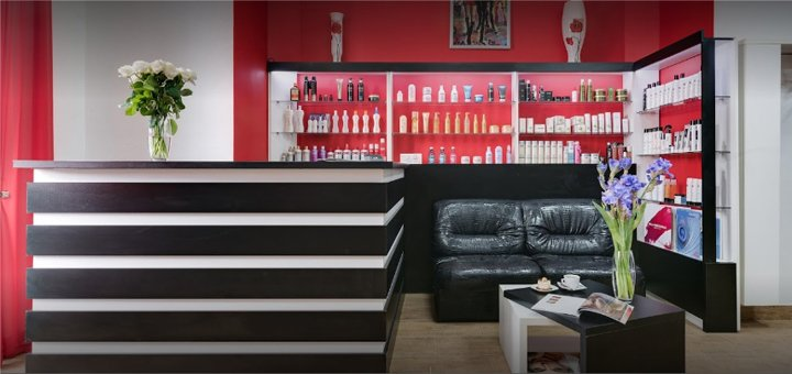 Стрижка, укладка, окрашивание, омбре, мелирование, брондирование в сети «Nateo beauty studio»