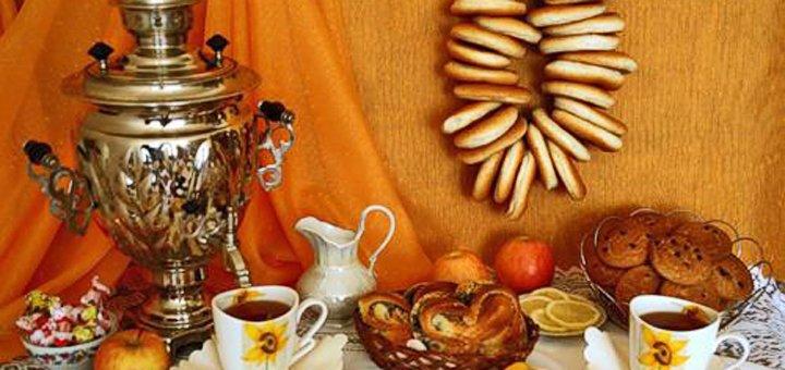 Мастер-класс «Новогодний вечер: истории Бабушки Морозки» с чайной церемонией в «FaVareli»