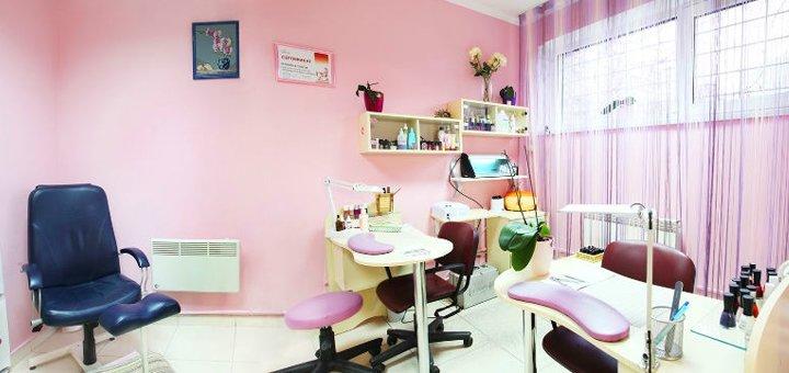 Маникюр, педикюр, покрытие лаком или гель-лаком в салоне красоты «Club VV & Орхидея»
