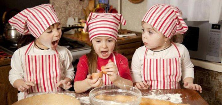 Мастер-класс для детей от ресторана «Стафилье»