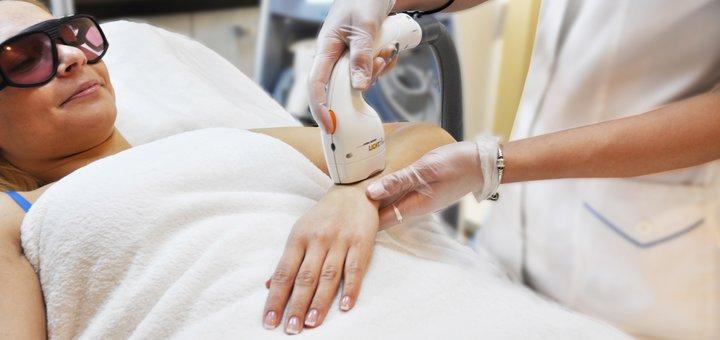 Скидка 55% на лазерную эпиляцию в сети центров лазерной косметологии «Люменис»
