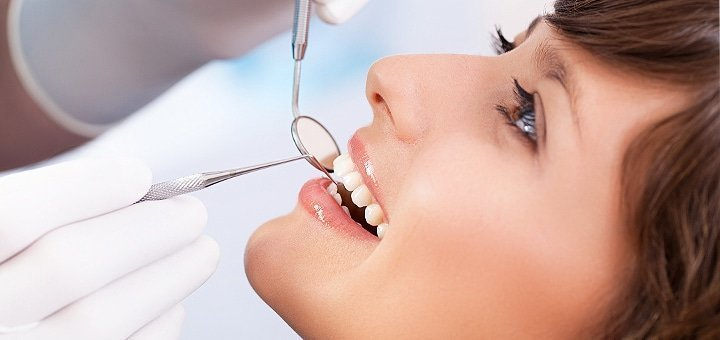 Скидка до 78% на профессиональное фотоотбеливание зубов в стоматологии «Моя Семья»