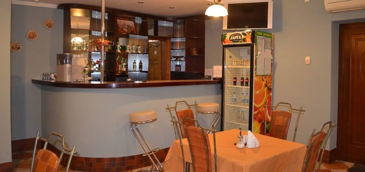 От 3 дней отдыха с питанием и сауной в отеле «Европа» в Трускавце