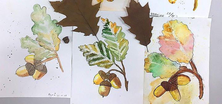 До 5 мастер-классов по живописи для детей в студии рисования и творчества «TREE ART»