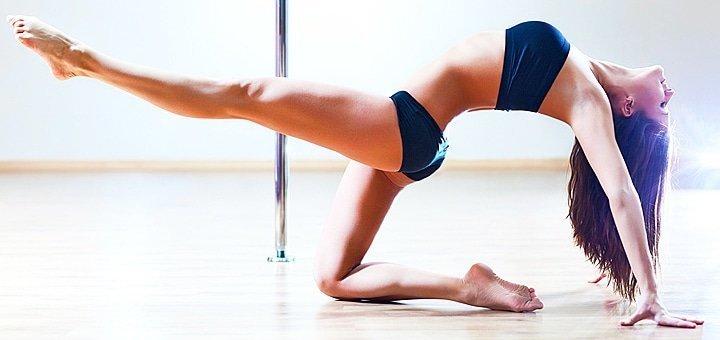 8 занятий Pole dance в студии фитнеса и танцев «New.Me»
