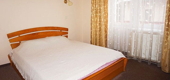 От 3 дней горнолыжного отдыха с питанием в отеле «Калина» в Славском