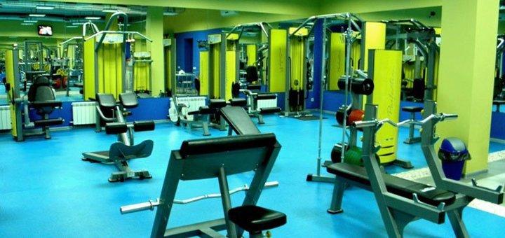 Годовой абонемент на посещение фитнес-клуба «Аватар-спорт»