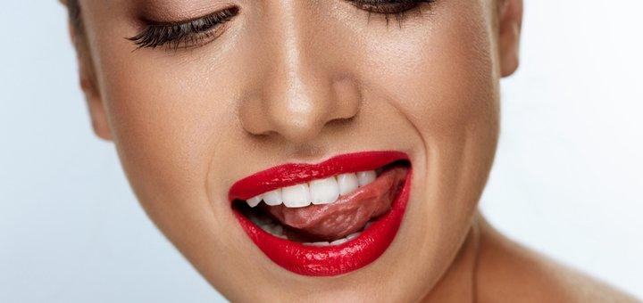 Установка фотополимерных пломб и лечение кариеса в стоматологии «Стоматолог Добрый»