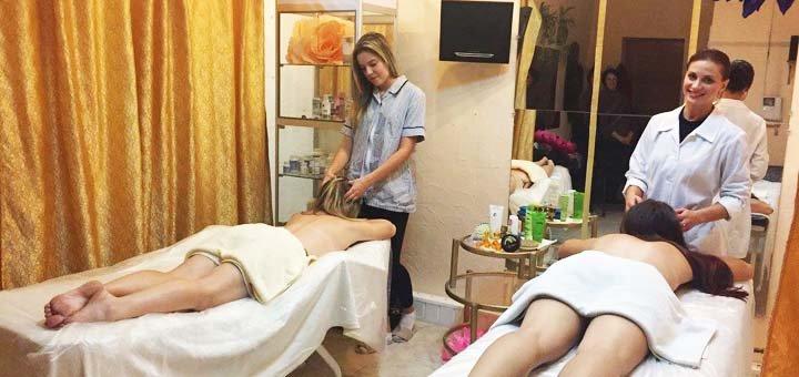 До 7 сеансов моделирующего вакуумно-роликового массажа и обертывание в фито-студии «Комфорт»