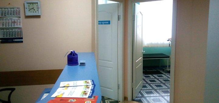 Комплексное обследование у маммолога и гинеколога в клинико-диагностическом центре «Диакор»