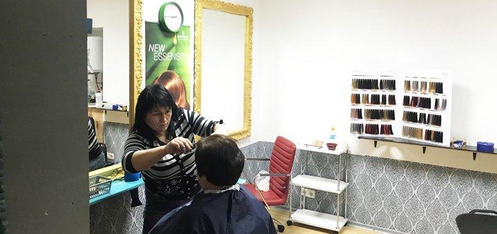 Маникюр и педикюр с покрытием гель-лаком в студии красоты А.Пономарева