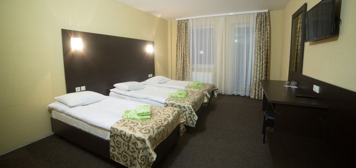 От 3 дней отдыха с питанием и сауной в отеле «Маливо» в Яремче