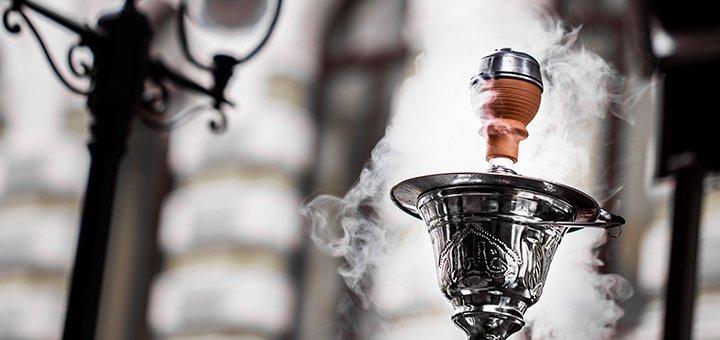 Классический кальян, чай или 2 коктейля на выбор в кафе «posEATive»