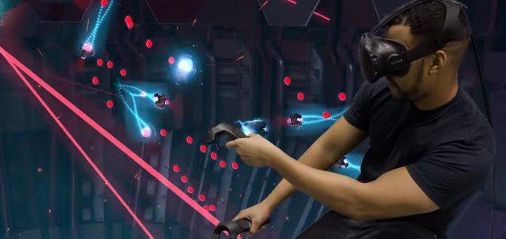 До 2 часов игры в клубе виртуальной реальности «Game Core VR Club»
