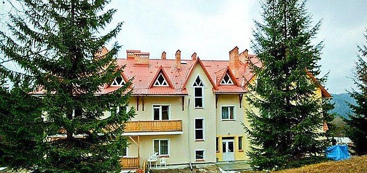 От 3 дней отдыха с питанием, проживанием и трансфером к подъемникам в Славском от «Buli-Tour»