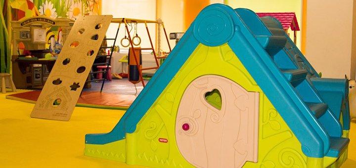 Посещение Lego Клуб Weekend в детском центре «Букаха»