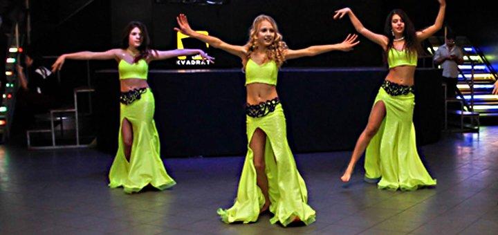 До 24 занятий восточными танцами для детей в школе танца Татьяны Поздняковой «Восточная феерия»