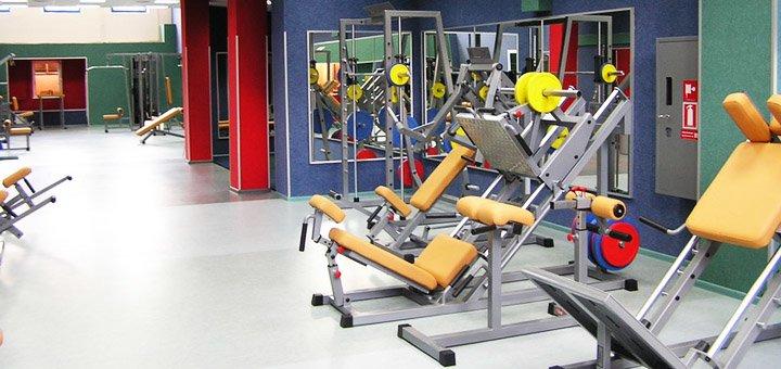 До 3 месяцев безлимитного посещения тренажерного зала в спортивном клубе «Планета Спорт»