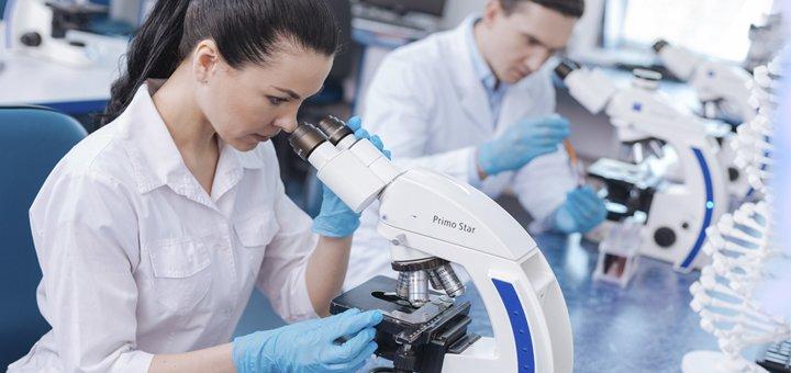 Комплексные анализы в сети лабораторий «СИНЭВО»